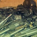 Быстрорежущяя сталь марок: Р6М5, Р18, Р9, Р12, Р3М3, Р3М5 и другие